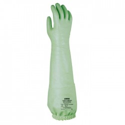 uvex Rubiflex S NB60SZ Chemical Resistant Gloves