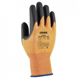 uvex Unidur UD6649OR Safety Gloves (Min Qty 10)