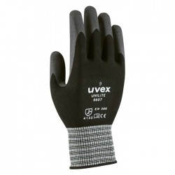 uvex Unilite UL6607 Safety Gloves (Min Qty 10)