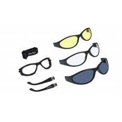 Ugly Fish GLIDE RS03282 MBL. 3PK (Positive Seal) (3 Lens Pack)