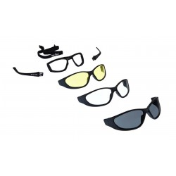 Ugly Fish ULTIMATE RS707 MBL. 3PK (Positive Seal) (3 Lens Pack)