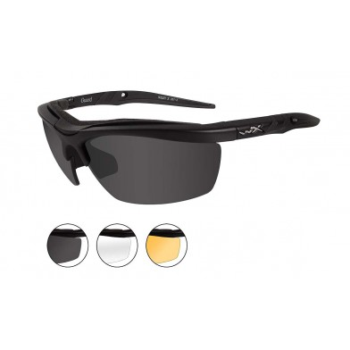 Wiley X Guard 4006 (3 Lens Kit)